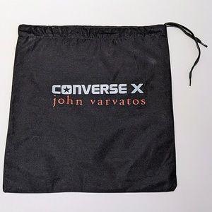 Converse x John Varvatos Drawstring Dust Bag